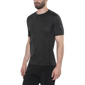 Arc'teryx M's Phase SL Crew SS Shirt black
